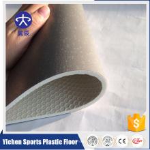 Les planchers démontables de PVC ont adapté le plancher non-toxique adapté aux besoins du client par PVC