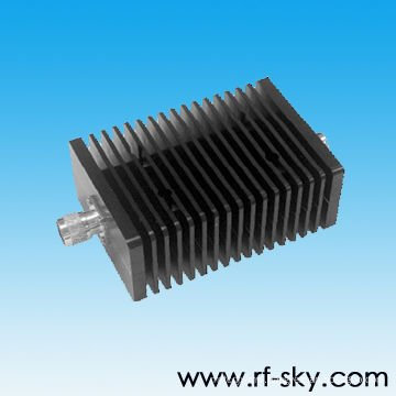 AT-SN-6G-50-30 50W 10 dB N coaxial rf attenuator