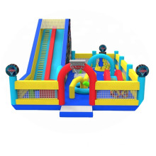 fun factory PVC inflatable slide