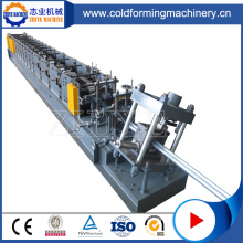 Colored Steel Z Shape Purlin Forming Machine