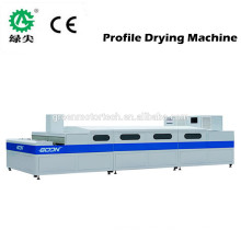 high speed high quality double glazing window door machine/drying machine