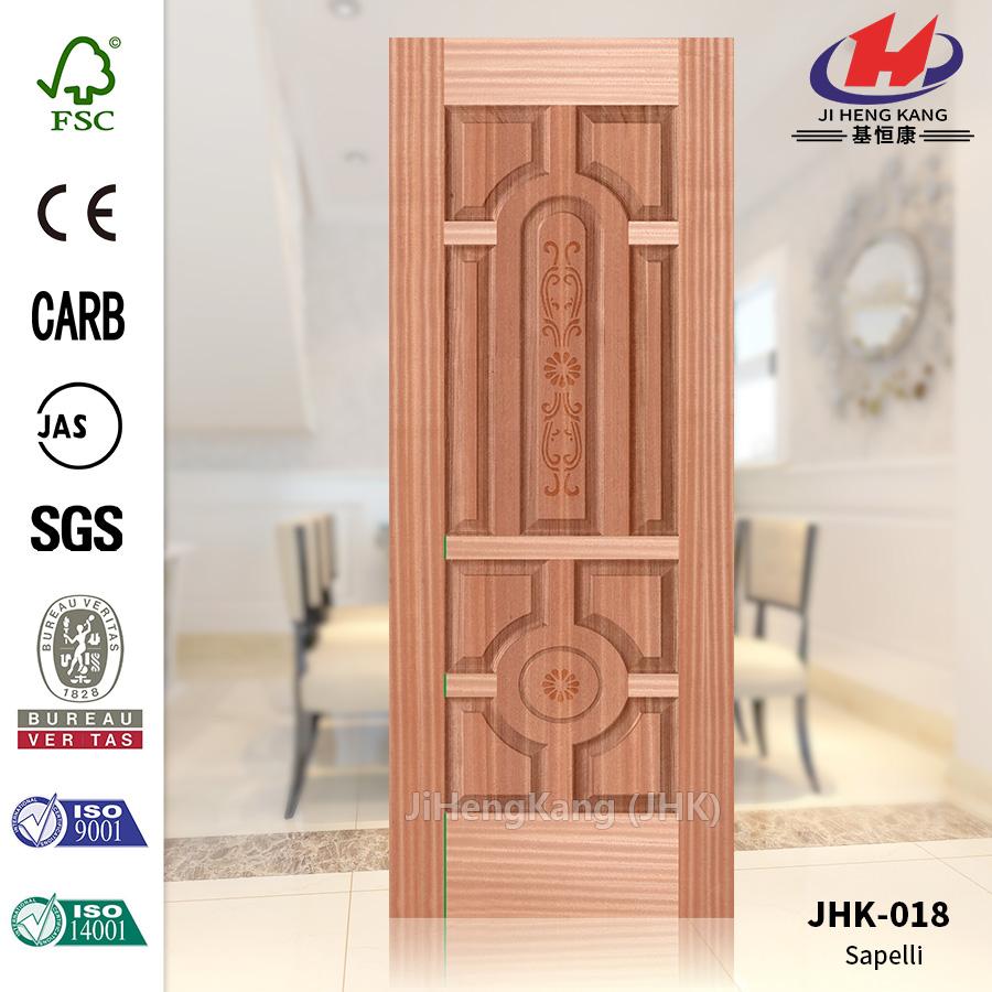 Interior Natural  Veneer  Door Panel