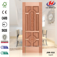 Interior Natural  Veneer  Door Panel