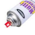 Adhesive fiberglass mesh casting tape spray adhesive
