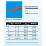 UPVC Conduit Plastc Tube/Pipes in AS/NZS2053 Standard HD&Md&Light Series and UV Resistence in Grey and Orange Colour
