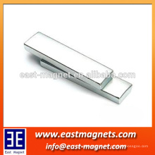 High grade neodymium bar magnet/ndfeb Zn coated magnet/neodimio magnets Ningbo factory