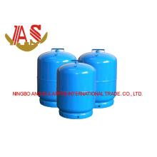 Cylindre de gaz de LPG et réservoir de gaz en acier pour camper en Afrique (5kg)