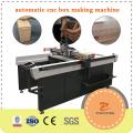 Automatic Cardboard Carton Corrugated Box Making Machine