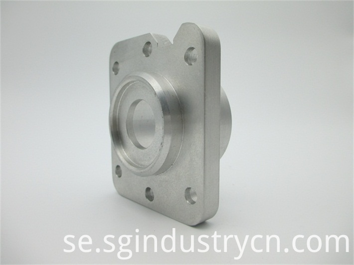 High Precision Steel Cnc Machining