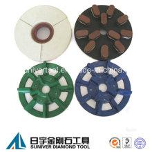 Auto rueda de pulido de granito