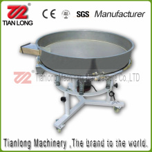 low noise ,high quality vibrating screen with ISO certificate