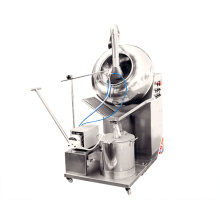 BYF600 Tablet Chocolate Beans Film Coating Machine