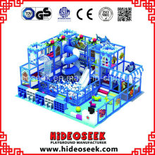 Sea Theme Indoor Play Structure for Kindergarden and Supermarket