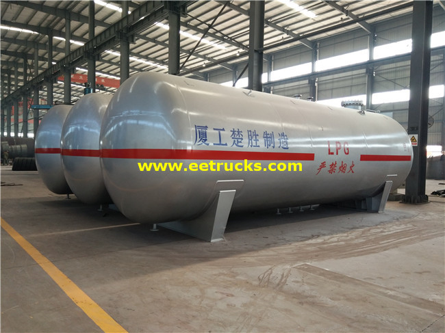 50m3 Aboveground LPG Tanks