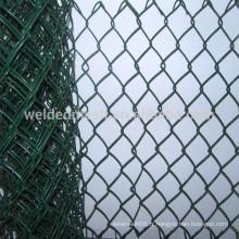 Anping Chain Link Fence / usine réelle avec certificat ISO9001