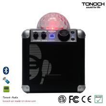 4 polegadas de plástico sem fio mini alto-falante estéreo com Bluetooth