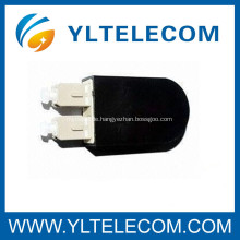 Fiber Optic Patchkabel SC Schleife zurück mit Abdeckung Multimode für Netzwerk-Komponenten testen