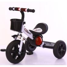 Triciclos de alta calidad del bebé, carros de los niños, bicicletas de los niños