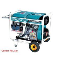 Bn5800dce / B offener Rahmen luftgekühlter Dieselgenerator 5kw 186f