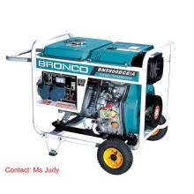 Bn5800dce/B Open Frame Air-Cooled Diesel Generator 5kw 186f