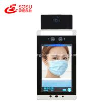 Terminal de mesure de température et de reconnaissance faciale