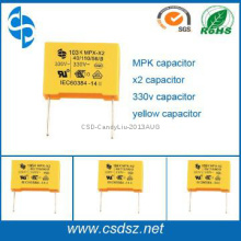 MKP62-X2 CAPACITOR 185K 330VAC