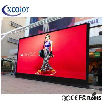 Outdoor Stage Background Led Wall P8 Screen Display