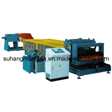 Color Coated Steel Tile Forming Machine