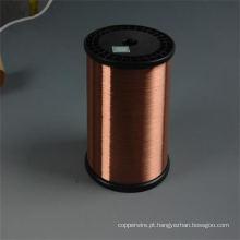 Fio de aço revestido de cobre CCS para fio de ligação e corrente de joalharia