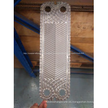 Placa de acero inoxidable de transferencia de calor Releated Sondex S4