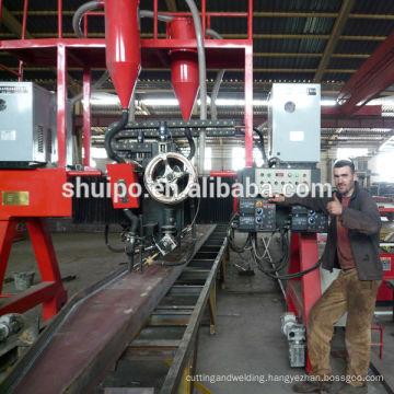 Shuipo Gantry Main Sill Welding Machine/H beam welding