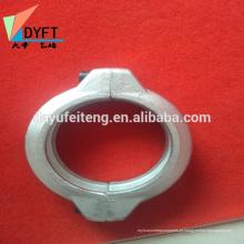 braçadeira rápida de borracha da bomba concreta da braçadeira da mangueira da bomba concreta, DN125 (5,5 polegadas)