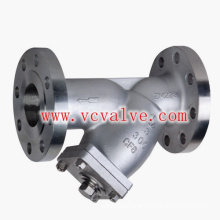 Stainless Steel Y-Strainer for Industrial