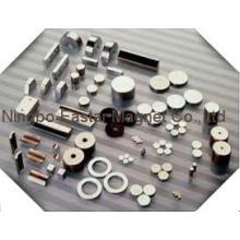 N40 Niquelado anillo de NdFeB imán de altavoz de alta calidad