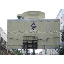 Torre de enfriamiento rectangular de flujo cruzado JNT-200 (S) CTI certificada