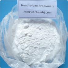 Suppléments anabolisants Poudre de stéroide Nandrolone propionate CAS 7207-92-3