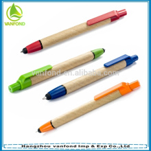 Top selling promotional stylus pen/ECO touch screen pen/custom stylus touch pen