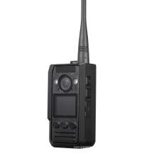 Imprescindible aplicación de la ley policía cámara de video cuerpo desgastado Ambarella A7 impermeable 1.5 '' Policía DVR