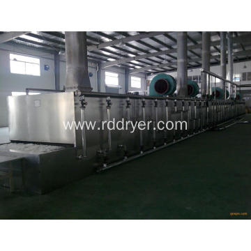 High Efficiency Conveyor Mesh Belt Dryer