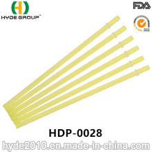 Hot Sale Hard and Straight Plastic Straw for Drinking (HDP-0028)