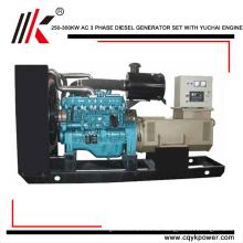 10MW Dieselgenerator mit 8 PS Diesel Motor und Motor Hyundai D4BB