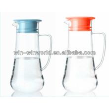 Jarra de cristal al por mayor de la jarra de la infusión del regalo de la promoción del fabricante de China