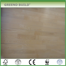 Suelo de gimnasia de madera sólida natural resistente al agua