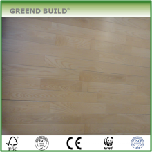 Water resistant Natural solid wood gym flooring