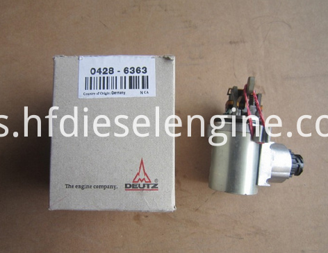2011 Electric actuators 04286363