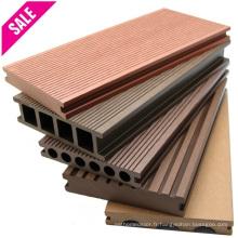Revêtement wpc standard européen wpc accessoires wpc flooring floor