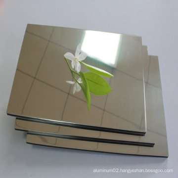 Decorative Curtain Wall Mirror Acm