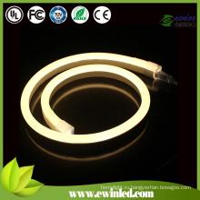 24V мини светодиодный Неон свет с красочными ПВХ пальто (10*24мм)