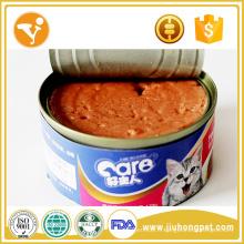 Aliments pour chats en conserve Aliments pour chats au thon Aliments naturels