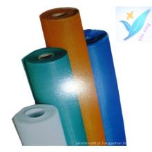 5mm * 5mm 120G / M2 Concreto Cimento Reforço Fibra de fibra de vidro